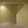 Finished Basement Stairway