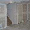Drywalling a Finished Basement
