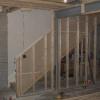 Stud walls in Basement Finishing