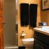 bathroom addition in basement