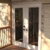 Deck Door Installation