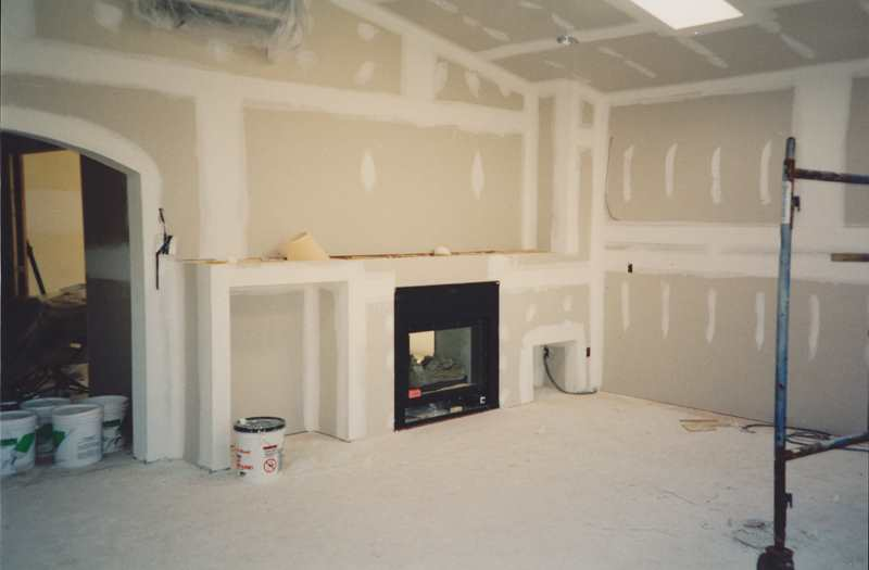 Fireplace installers columbus ohio fireplace for New construction fireplace