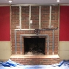 Custom Fireplace Addition