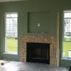 Sunroof Fireplace