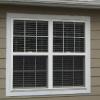 Vinal window installation