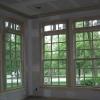 Porch window installation