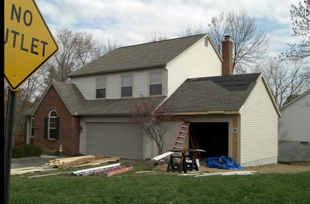 Suncraft Garage In Gahanna Columbus Central Ohio